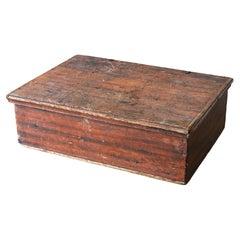 19th Century Swedish Table Top Box