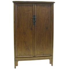 19th Century Tapered Cabinet