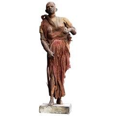 19th Century Terracotta Figure