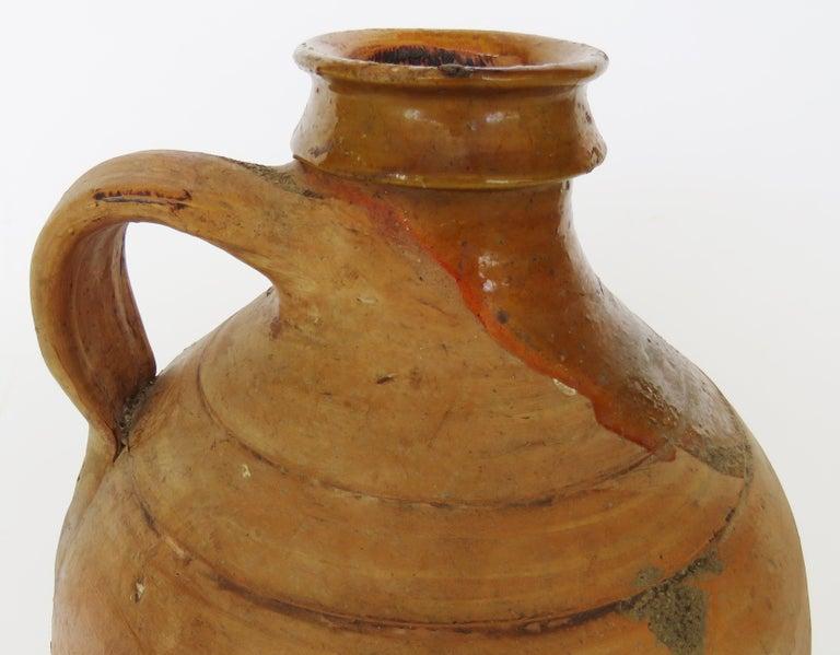 19th Century Terracotta Jug For Sale 4