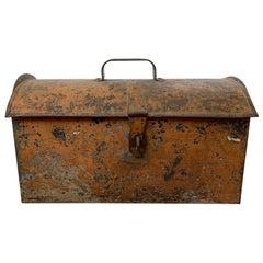 19th Century Tole Box
