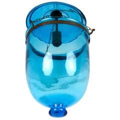 19th Century Turquoise Handi / Hundi Light