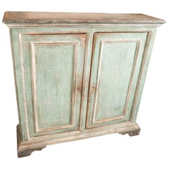 19th Century Tuscan Painted Buffet