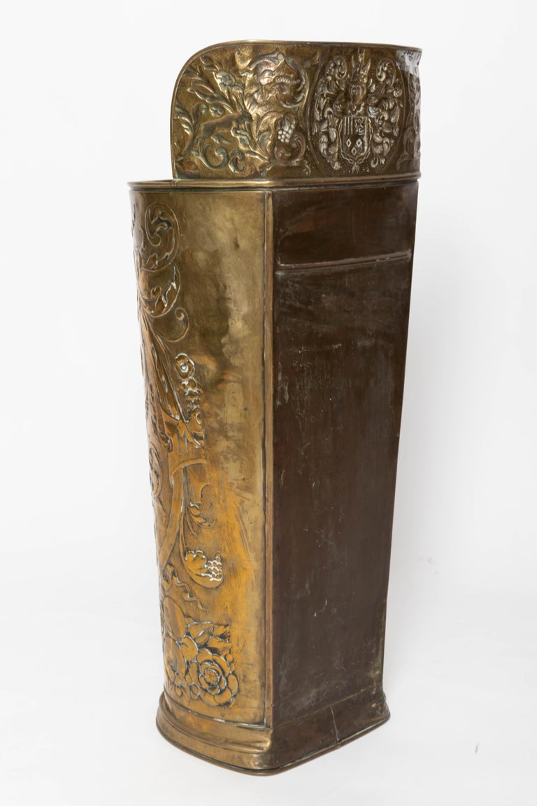 Late 19th Century 19th Century Umbrella Stand For Sale