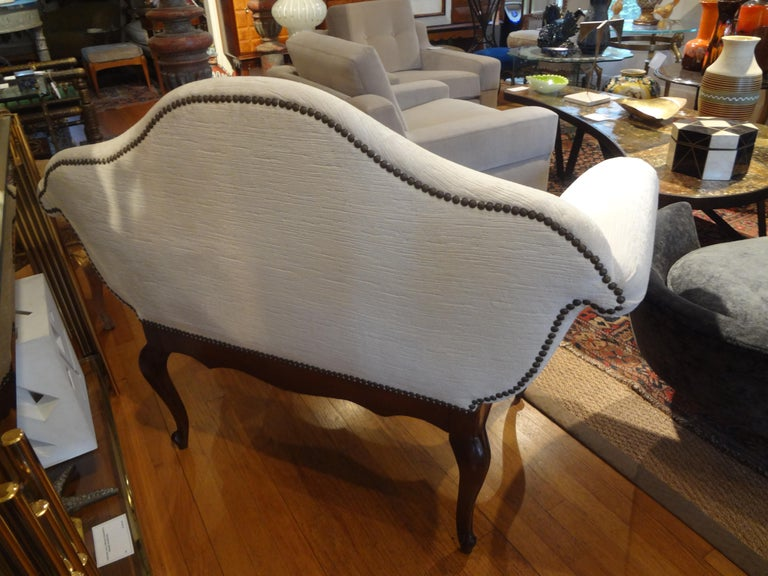 19th Century Venetian Canape or Loveseat For Sale 5