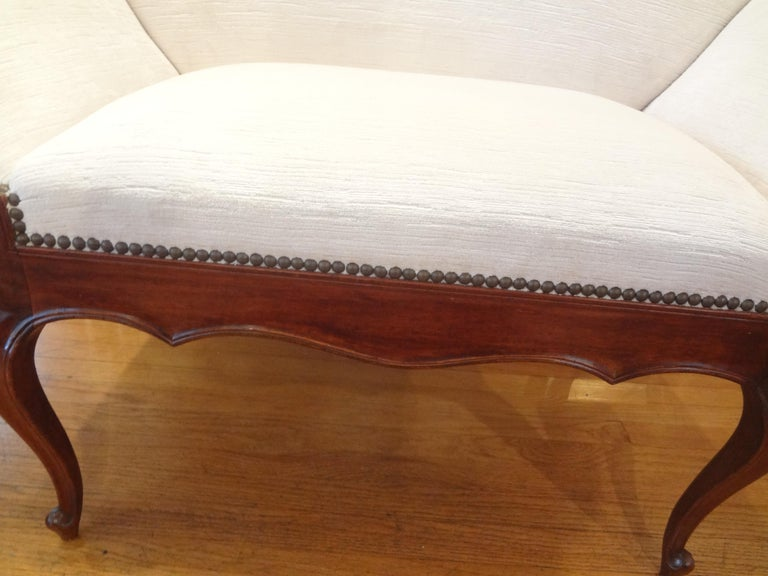 19th Century Venetian Canape or Loveseat For Sale 2