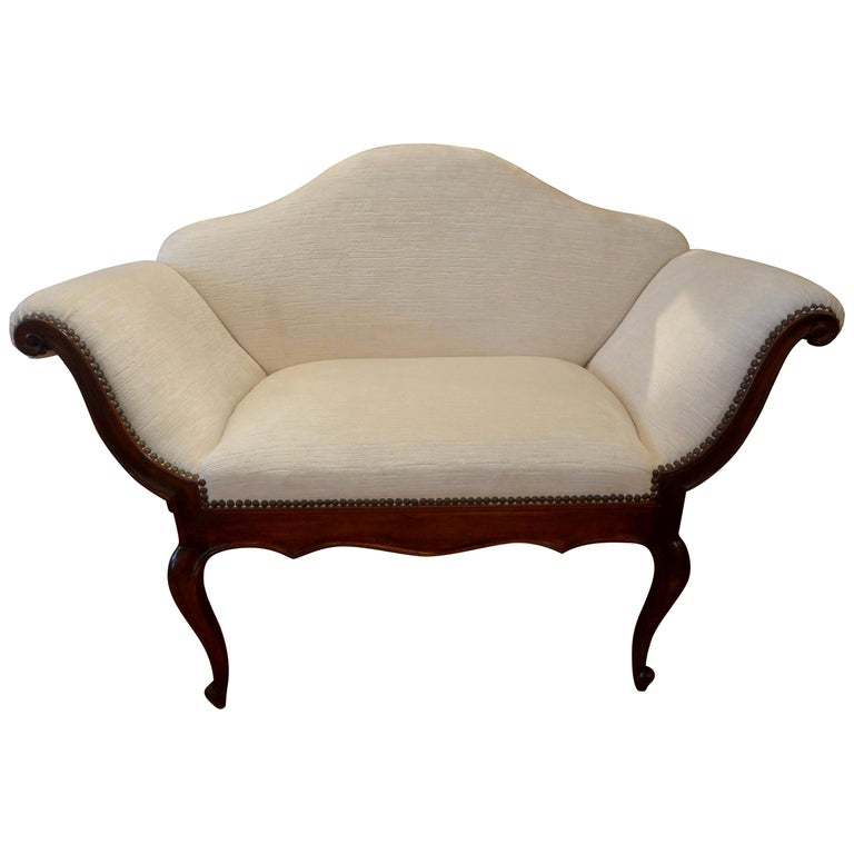 19th Century Venetian Canape or Loveseat For Sale