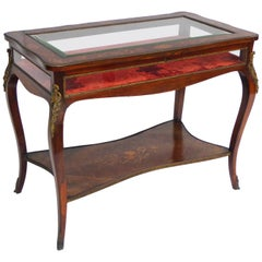 19th Century Victorian Bijouterie Table