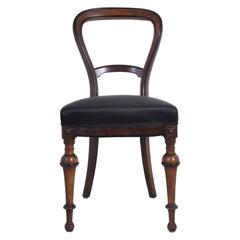 19th Century Victorian Mahogany Chair