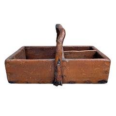 19th Century Wabi-Sabi Caddy
