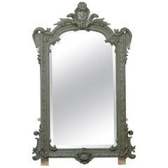 19th Century Wall Mirror