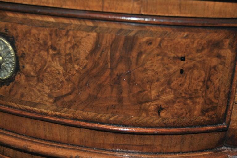 19th Century Walnut Partners Desk For Sale 5