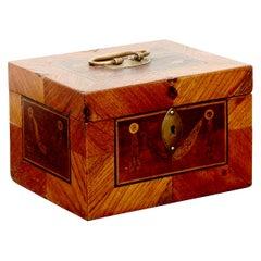 19th Century Wood Italian Box