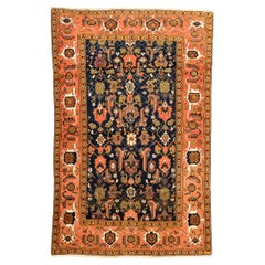 19th Century Wool Caucasian Rug, Erivan, circa 1890