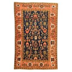 19th Century Wool Caucasian Rug Erivan, circa 1890