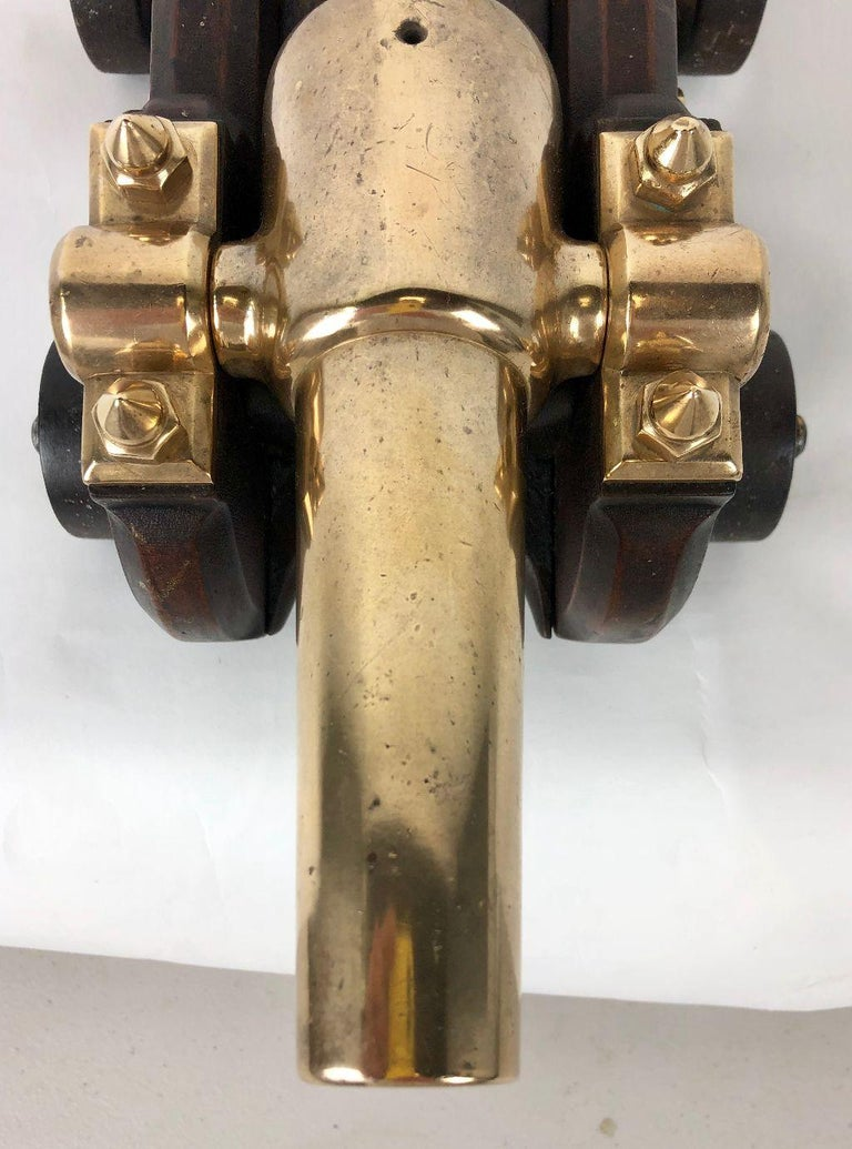 American 19th Century Working Model Canon For Sale