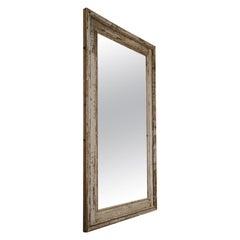 19th Century Extra Large Mirror