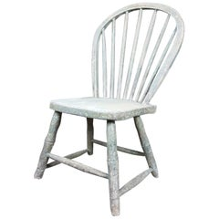 19th Century Yealmpton Chair in Original Finish