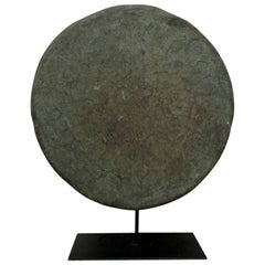 19th-Early 20th Century Asian Bronze Gong