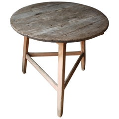 19th Century West Country Cricket Table
