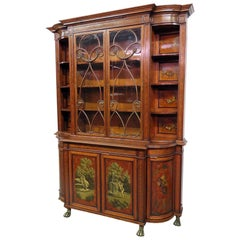 19th Century Adams Style Cupboard