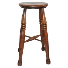 19th Century English Pub Stool