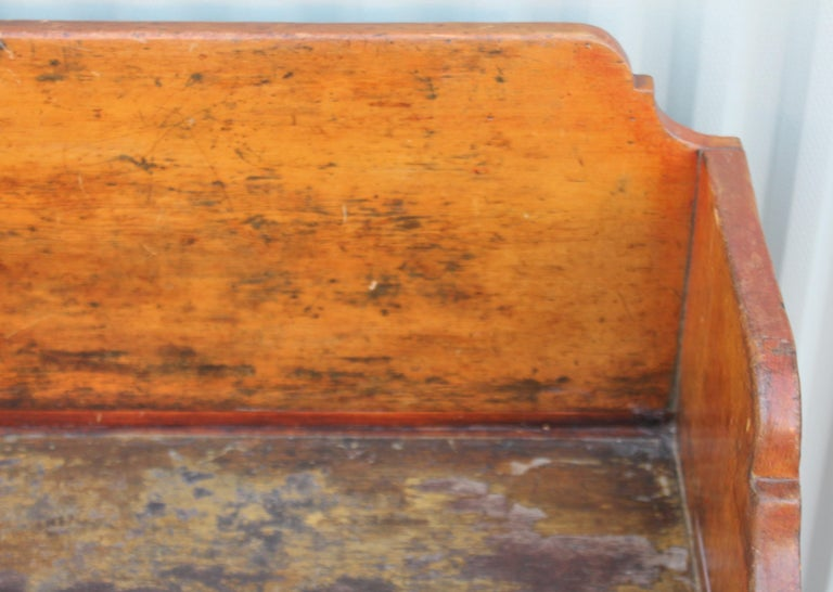 19th Century Pennsylvania Two-Door Dry Sink For Sale 2