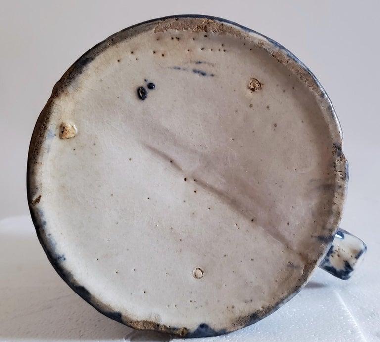 19th Century Sponge Ware Pottery, 3 Pieces For Sale 7