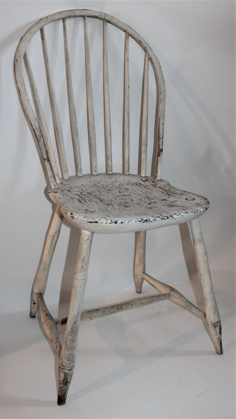 19th Century Windsor Chair Collection / 3 For Sale 4