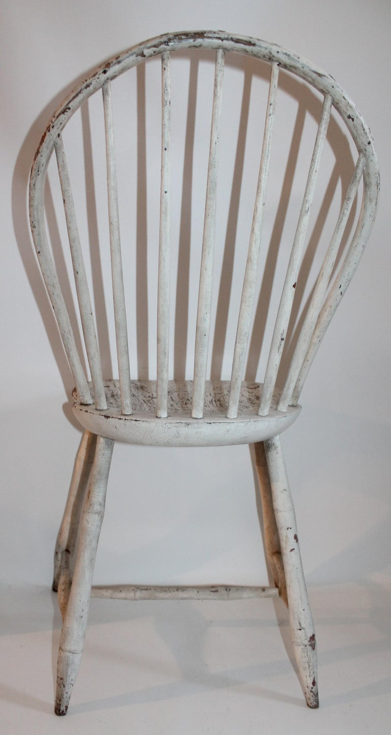 19th Century Windsor Chair Collection / 3 For Sale 6