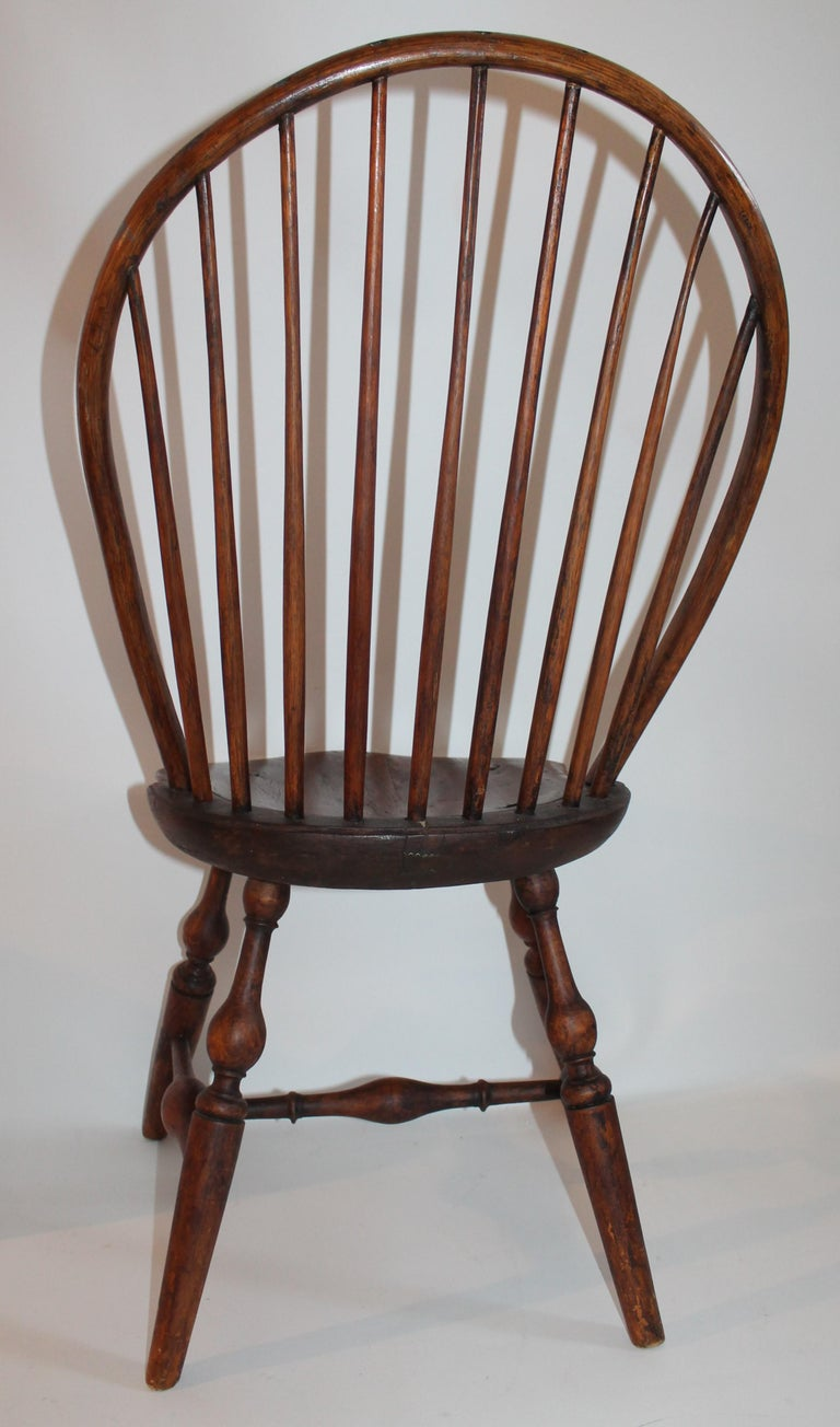 19th Century Windsor Chair Collection / 3 For Sale 11