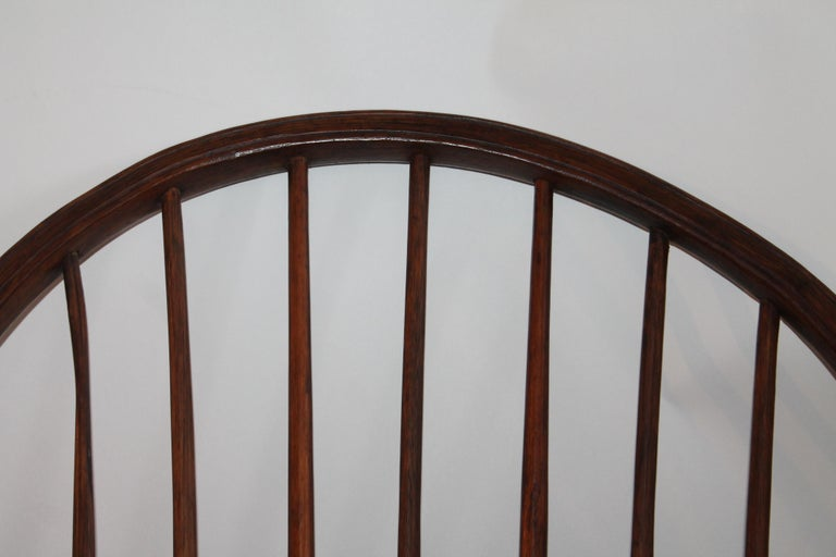 19th Century Windsor Chair Collection / 3 For Sale 13