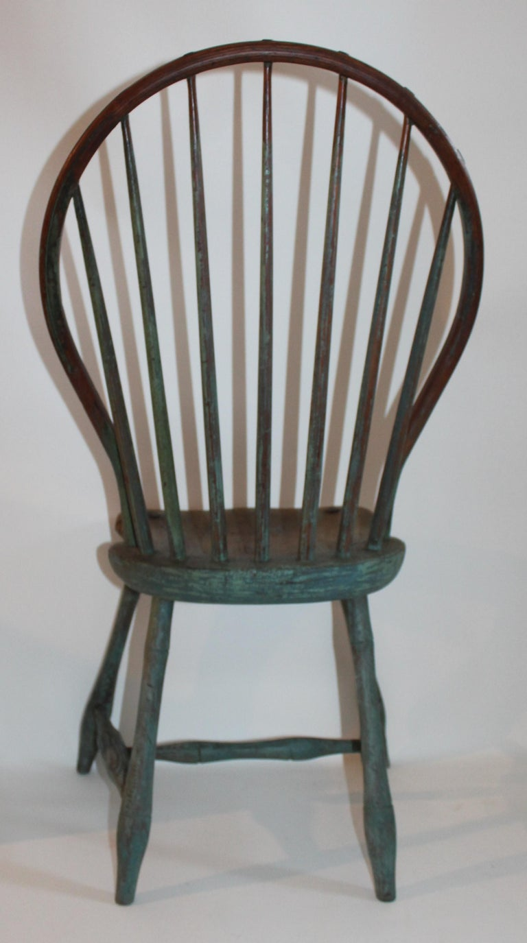 19th Century Windsor Chair Collection / 3 For Sale 1