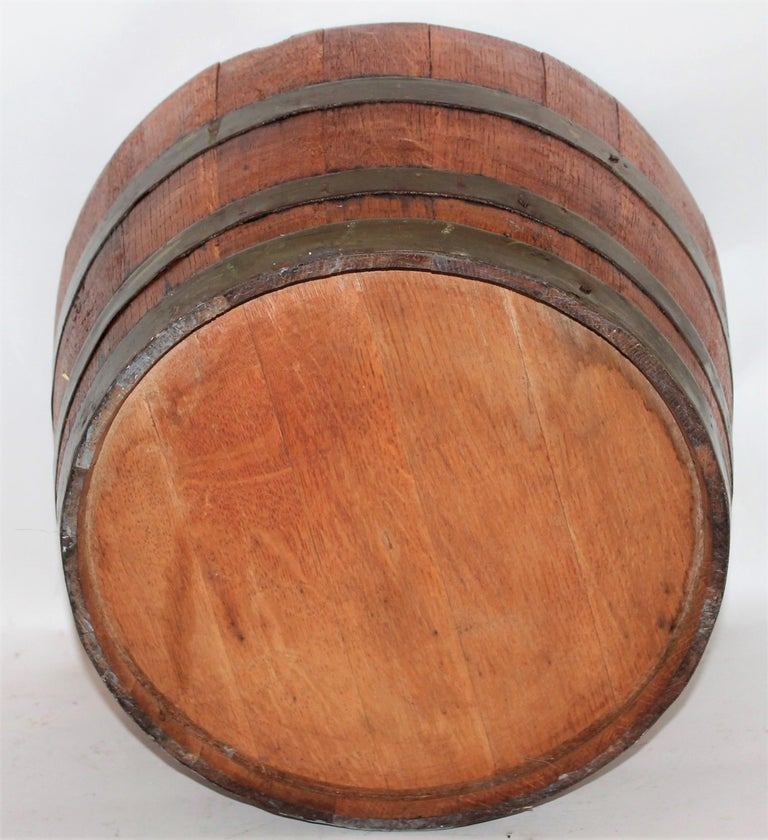 19Thc Wine Barrel / Container For Grapes In Good Condition For Sale In Los Angeles, CA