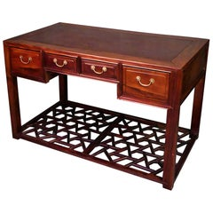 19th.Century Chinese Centre Table or Desk