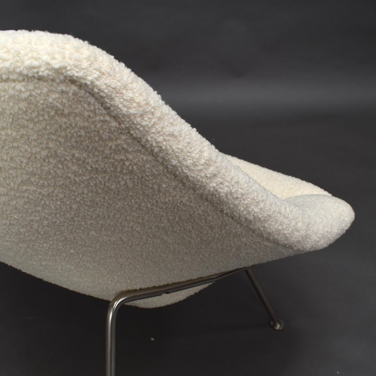 1st Edition Oyster Lounge Chair by Pierre Paulin Artifort New Upholstery, 1965 13
