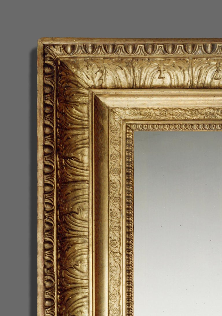 1st Half 19th Century French Empire Frame, With Choice Of