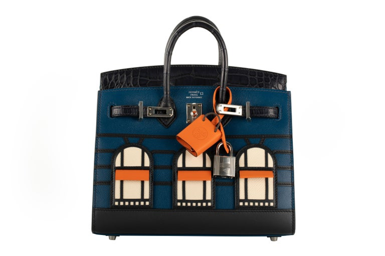 1stdibs Exclusives From Three Over Six  Brand: Hermès  Style: Birkin sellier