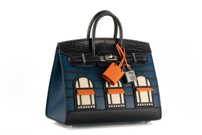 Women's or Men's 1stdibs Exclusive Hermès Birkin 20cm