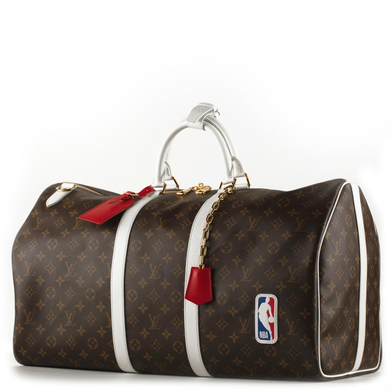1stdibs Exclusives From Three Over Six  Brand: Louis Vuitton Style: Keepall