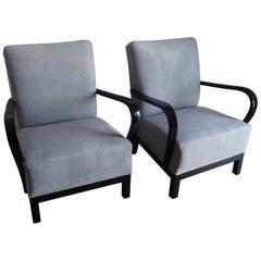 2 Art Deco Armchair from 1940