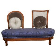 2-Back Tulipwood Sofa