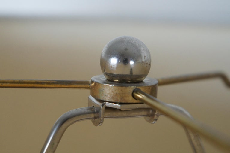 2 Ballard Designs Suzanne Kasler Celeste Double Gourd Modern Table Lamps Pair For Sale 1
