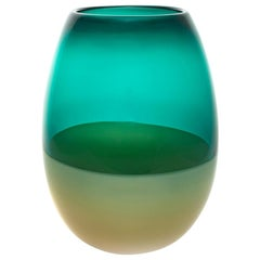 2-Banded Jade and Chartreuse Barrel