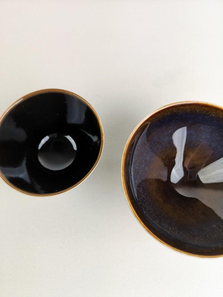 Mid-Century Modern 2 Bowls Rörstrand Carl Harry Stålhane, Sweden For Sale
