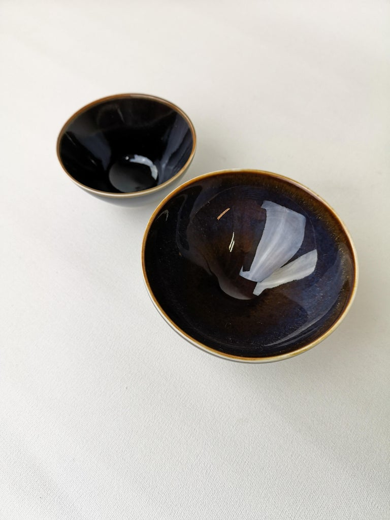 Swedish 2 Bowls Rörstrand Carl Harry Stålhane, Sweden For Sale