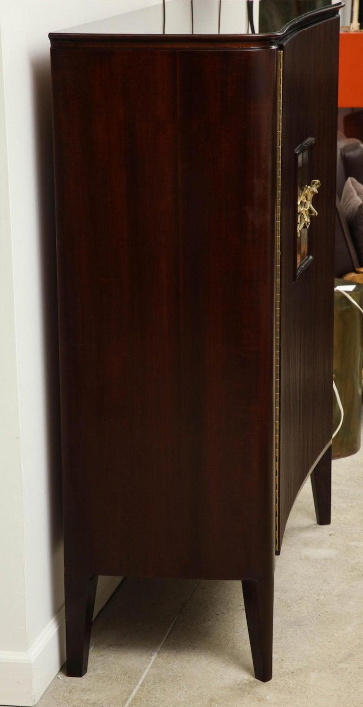 Osvaldo Borsani & Lucio Fontana Cabinet For Sale 3