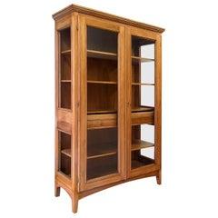 2-Door Tulipwood Display Cabinet