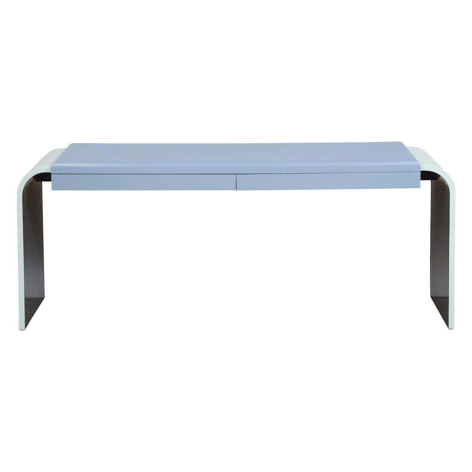 2-Drawer Console Table by Aldo Tura