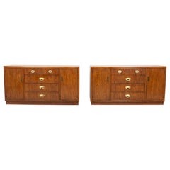 2 Dressers by Drexel Heritage